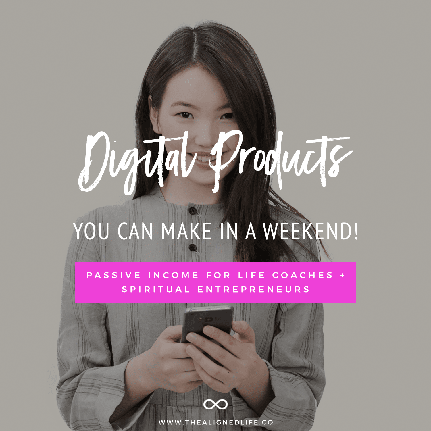 8 Digital Products You Can Make In A Weekend! | Passive Income For Life Coaches + Spiritual Entrepreneurs