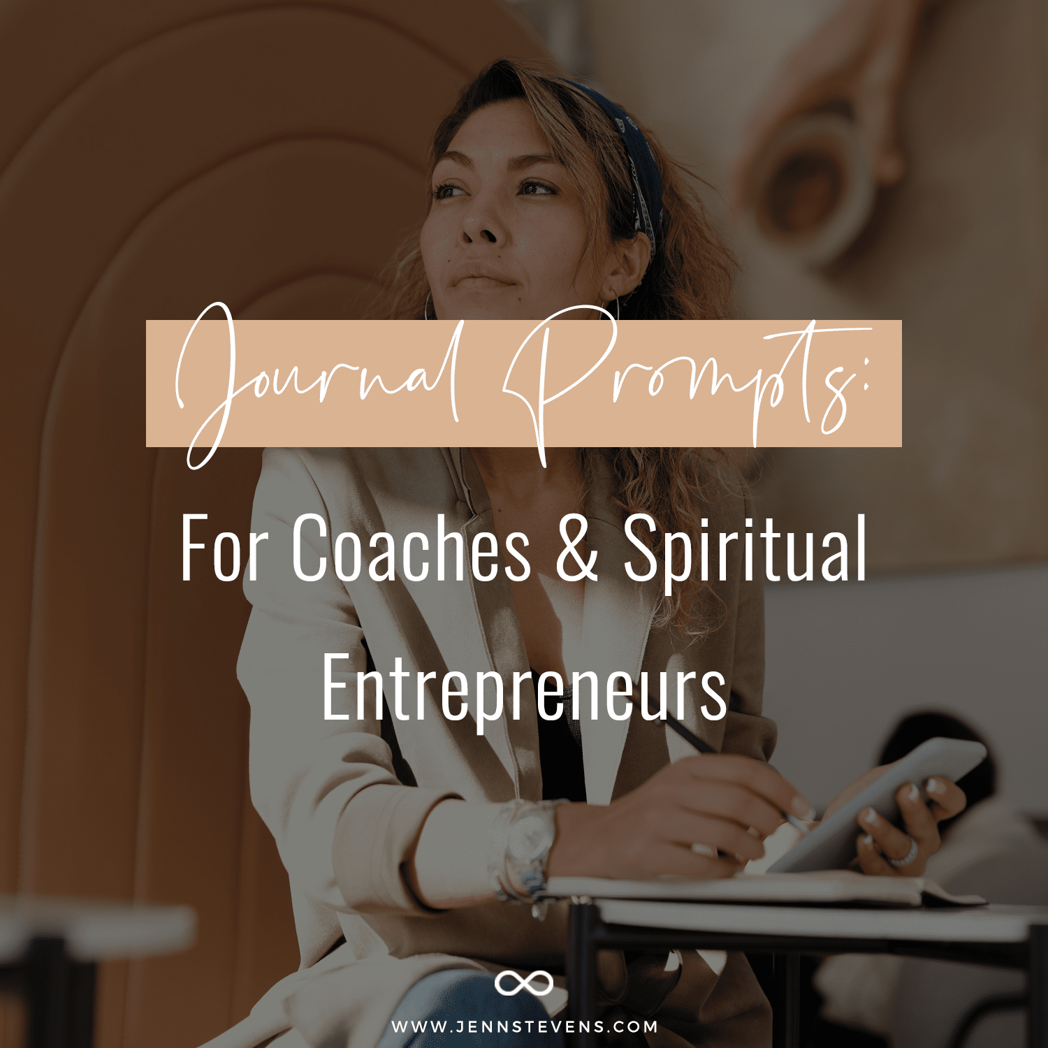 25 Journal Prompts For Coaches & Spiritual Entrepreneurs